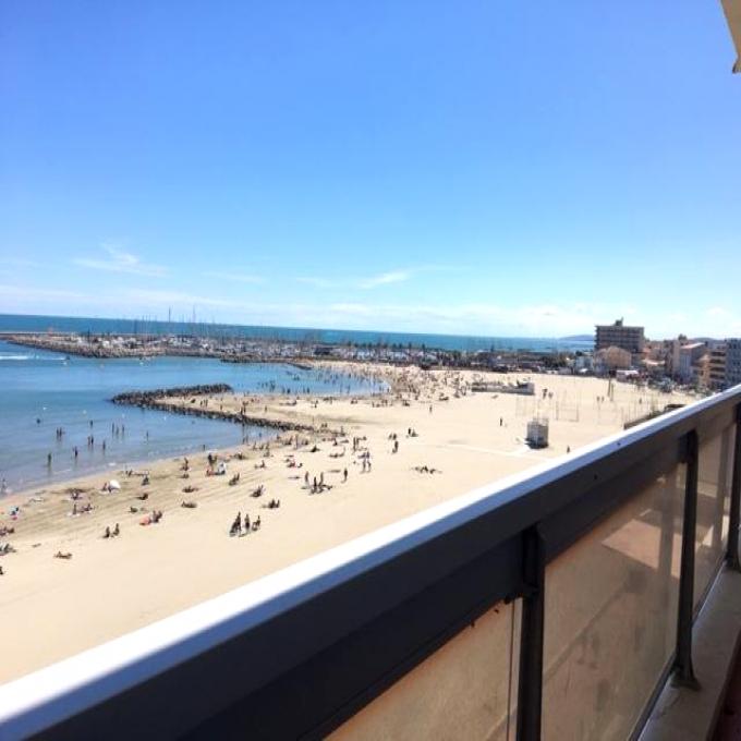 Location de vacances Appartement Palavas-les-Flots (34250)